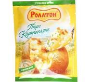 """Пюре картопляне пакет 40г М'ясо """"Роллтон"""" (1/24)"""