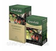 """Чай """"Грінфілд"""" 25п*1,5г Чорний Barberry Garden (Барбарис) (1/10) 638"""