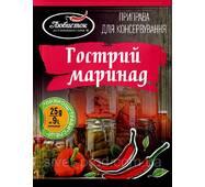 """Суміш для консервації""""Маринад гострий """"Любисток 25г (1*10/20)"""
