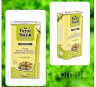 Масло оливковая Olio Extra Virgin 5л Terra Gusto (зеленая) же/бы (1/1)