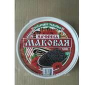 """Макова начинка 500г """"Беларускія Традыцыі"""" відро (1/12)"""