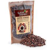 "Кава ""КАВОВІ ШЕДЕВРИ"" ""COFFE STRONG"" зерно 500г м/у (1/6)***"