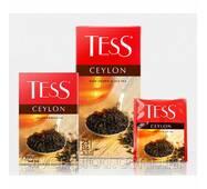 """Чай """"Тесс"""" 90г Ceylon, black [чорний високогірний] (1/15) 5202"""