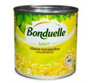 """Кукурудза цукрова 425мл (340г) ж/б """"Bonduelle"""" (1/12)"""