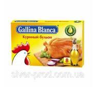 Кубик Куриный Gallina Blanca 10г (1*48/24)