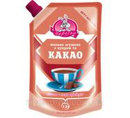Молоко сгущено с сахаром и КАКАО 7,5% д/п 270г КМК (1/30)