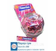 Жвачка-пластинка Повергум Тропик банка 3г*300шт