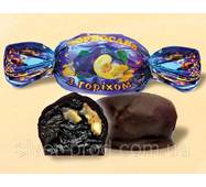 """Конфеты 1кг """"Чернослив с орехом в шоколаде"""""""