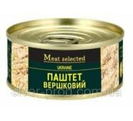 Паштет Meat Selected 240г Сливочный (свинина) же/бы (1/27)
