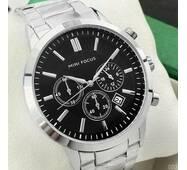 Чоловічі наручні годинники Mini Focus MF0188G.03 Silver-Black
