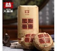 Чай Шу Пуэр Мэнхай Да и Точа 1501, 2015 года, 250 г
