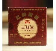 Чай Шу Пуэр Мэнхай Да И Красная Мелодия 901, 2009 года, 100 г