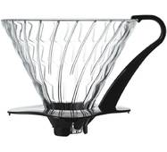 Кавова воронка Hario V60 03 Glass Dripper (960 мл)