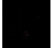 Варочная поверхность KERNAU KIH 7432-2B