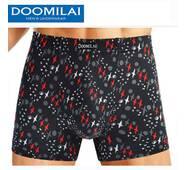 Мужские стрейчевые боксеры  Марка «DOOMILAI»  Арт.D-01004