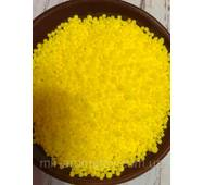 Бисер жемчуг для ванны лимон, 1шт--100грамм
