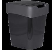 Відро для сміття Алеана Євро, 18 л Алеана ВП-18-евро-сат