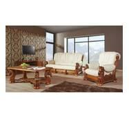 Комплект мебели MUSTANG (3+1+1)