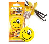 Сухий листочок Smile Vanila Areon