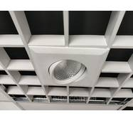 Поворотный LED светильник для подвесного потолка 30W downlight