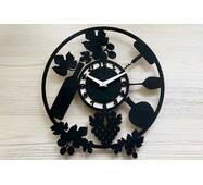Дизайнерские настенные деревянные часы Vine