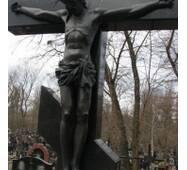 """Ритуальная бронзовая скульптура """"Иисус"""""""