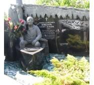 Ритуальна скульптура з граніту