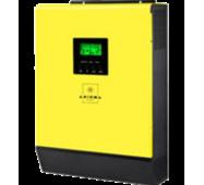 Однофазний гібридний інвертор потужністю 3 кВт Axioma ISGRID 3000 BF (Китай)