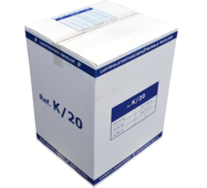 Бандерольний конверт K20, 50 шт, Filmar Польща Білий