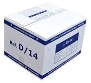 Бандерольний конверт D14, 100 шт, Filmar Польща
