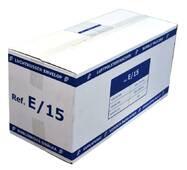 Бандерольний конверт E15, 100 шт, Filmar Польща Білий