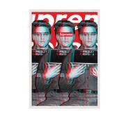 "Постер ""Supreme - Elvis Presley"" без стекла 42 x 59.4 см  в белой рамке"