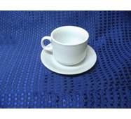 Чашка чайная с блюдцем 250 мл 2500  (29-13)