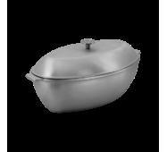 Индюшатница алюминиевая 8 л Пролис(65-100)