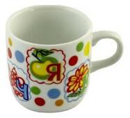 Чашка  Азбука  230 мл (5-22)