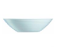 Тарілка супова  Harena  кругла 20 см  біла (70-384)