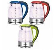 Чайник електричний  скляний  1,8 л Livstar LSU - 1121 (69-62)