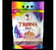 Бесфосфатный стиральный порошок для цветного белья TRONA Color 2 кг