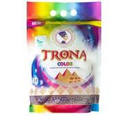 Стиральный эко-порошок для цветного белья TRONA Color 1,5 кг
