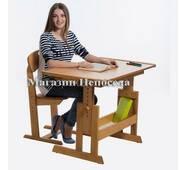 Парта (письменный стол) Розумник для школьника