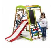 Дитячий спортивний комплекс   гірка BabyWood Plus 3 (Київ)