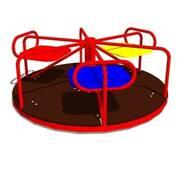Каруселі дитячі (гойдалки) на дитячий майданчик Веселощі