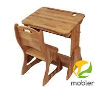 Комплект парта и стул (ширина 70см)