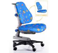 Детское компьютерное кресло Mealux Newton ортопедическое вращается (Меалюкс)