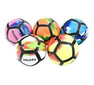 Мяч футбольный,размер 5, двухцветный,пу, 420 грамм