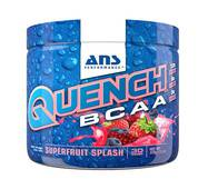 QUENCH BCAA Cуперфруктовый сплеск 375 г ANS Performance