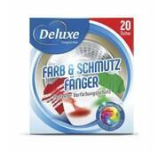 Колірвбираючі серветки Deluxe для прання одягу 20 шт, Німеччина