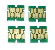 Чипы Ocbestjet для картриджей T40D1-T40D4 CMYK для плоттеров Epson SC-T3100/SC-T5100