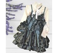 Нарядное платье на девочку 5, 6 лет