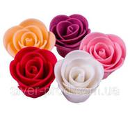 """Набір """"Троянди великі"""" НОВІ асорті (1*30 або 18)"""